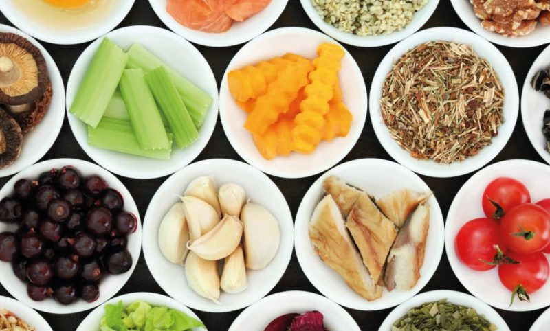 Potere antiossidante di cibi e bevande